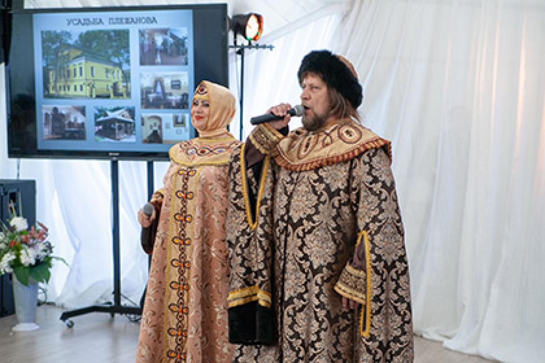 17 июля Фестиваль народного творчества возрождаемых усадеб России состоялся в усадьбе Середниково