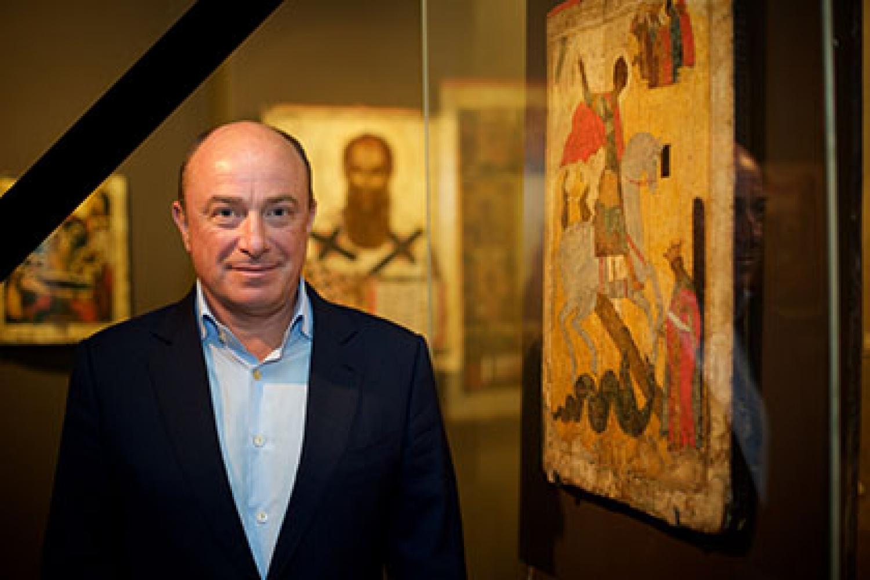 Невосполнимая потеря - 20 августа погиб член ассоциации, основатель Музея русской иконы
