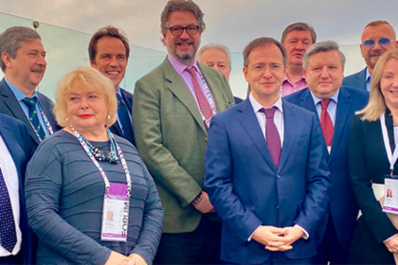 Ассоциация владельцев исторических усадеб на VIII Санкт-Петербургском международном культурном форуме